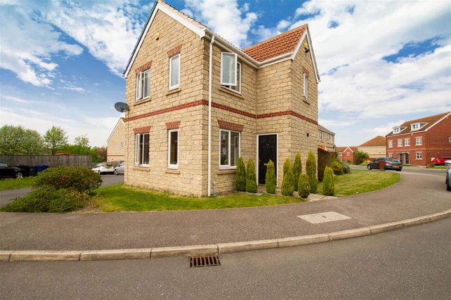 Thumbnail Detached house for sale in Kingsway, Grimethorpe, Barnsley