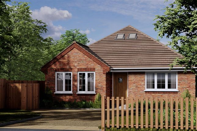 Thumbnail Detached bungalow for sale in Newlyn Close, Bricket Wood, St. Albans