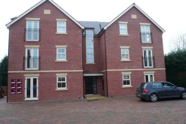 Thumbnail Flat to rent in Cherry Tree, Bessacarr, Doncaster