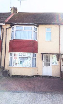 Thumbnail Terraced house to rent in Dial Road, Gillingham
