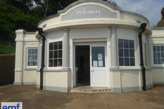 Thumbnail Leisure/hospitality for sale in Seaton, Devon