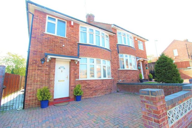 Thumbnail Semi-detached house for sale in Tenzing Grove, Luton