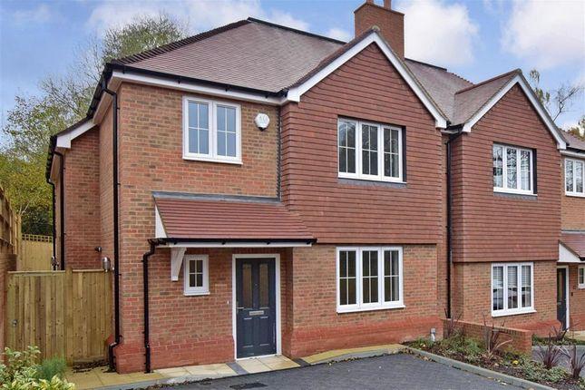 Thumbnail Semi-detached house for sale in Boxford Close, South Croydon, Surrey