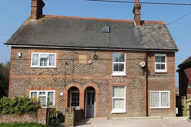 Thumbnail 1 bedroom flat for sale in Battle Road, Hailsham