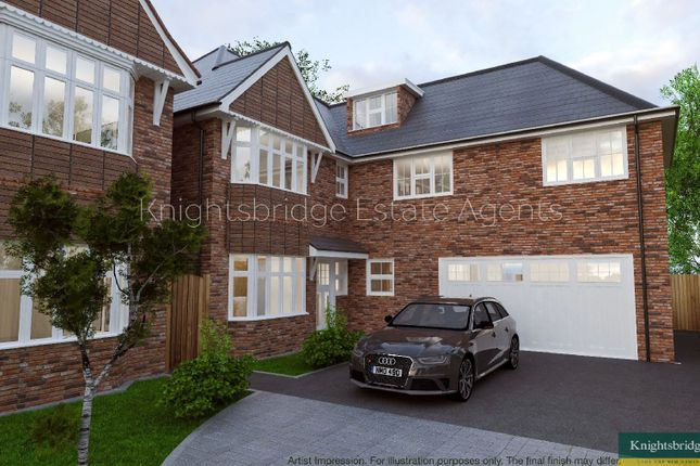 Thumbnail Detached house for sale in 'the Birch', Off Uppingham Road, Leicester