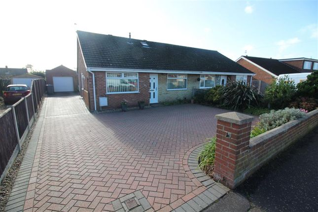 Thumbnail Semi-detached house for sale in Gowing Road, Norwich