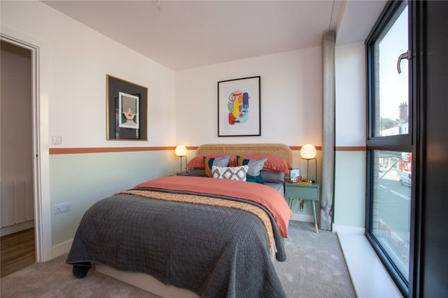 1 bed flat for sale in The Carriageworks, Stokes Croft, Bristol BS1