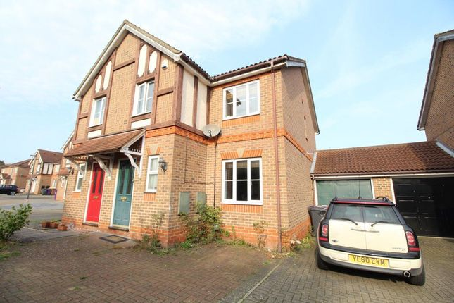 Thumbnail Property to rent in Serpentine Close, Stevenage