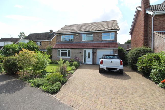 Thumbnail Detached house for sale in Cromwell Avenue, Lea, Gainsborough