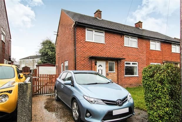 Thumbnail Property to rent in Evesham Avenue, Penwortham, Preston
