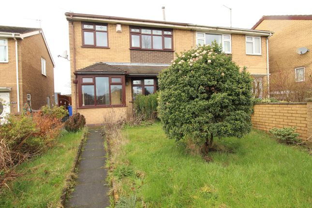 Thumbnail 3 bed semi-detached house to rent in High Street, Stoke On Trent
