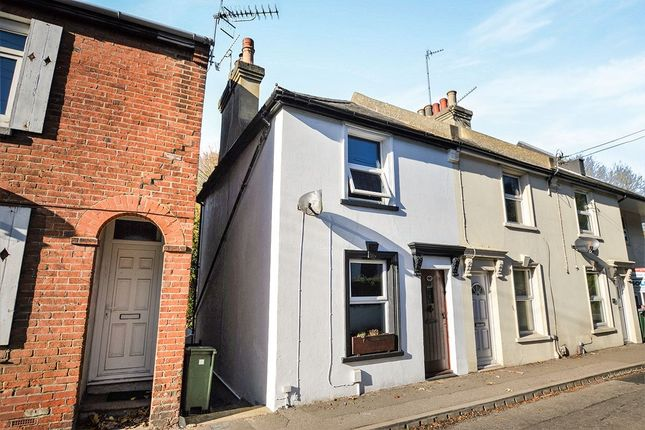 Thumbnail Terraced house to rent in Horn Street, Hythe