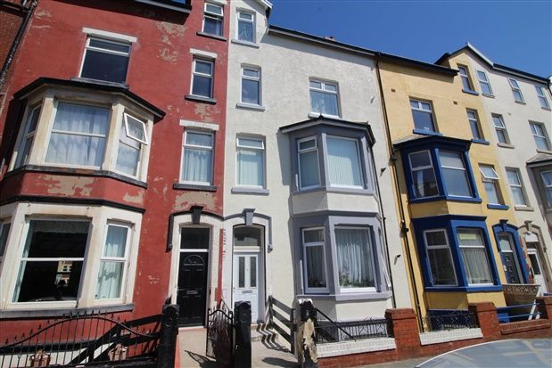 Thumbnail Property for sale in Tyldesley Road, Blackpool