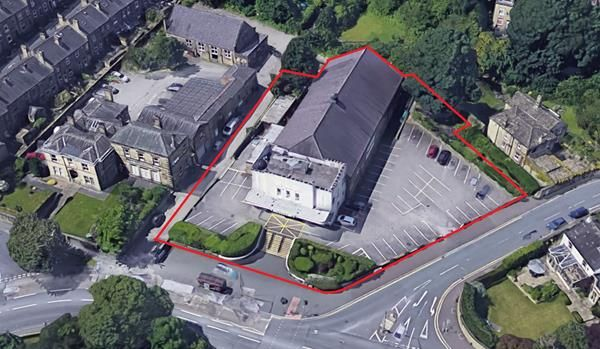 Thumbnail Land for sale in Bradford Road, Bailiff Bridge, Brighouse