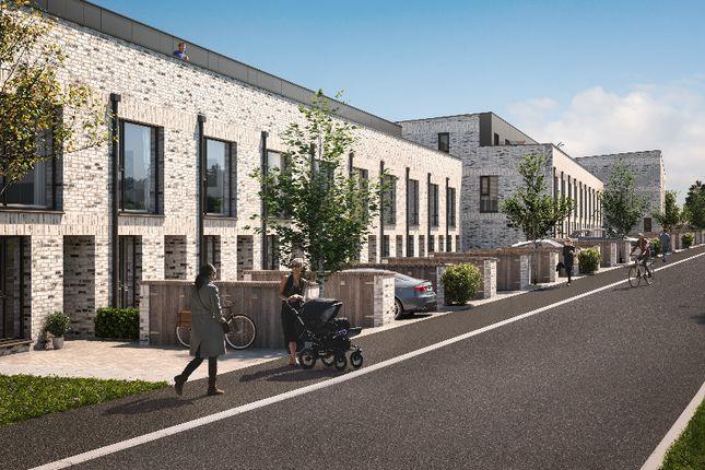 Thumbnail End terrace house for sale in Lochgilp Street, Maryhill Locks, Maryhill, Glasgow