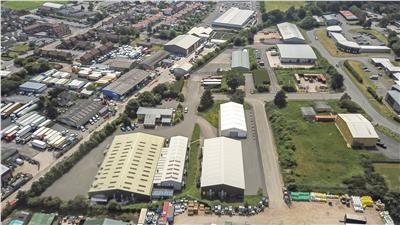 Thumbnail Industrial for sale in Industrial Buildings, Colomendy Industrial Estate, Rhyl Road, Denbigh, Denbighshire