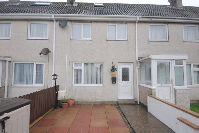 Thumbnail Terraced house to rent in Ballahane Close, Port Erin, Isle Of Man