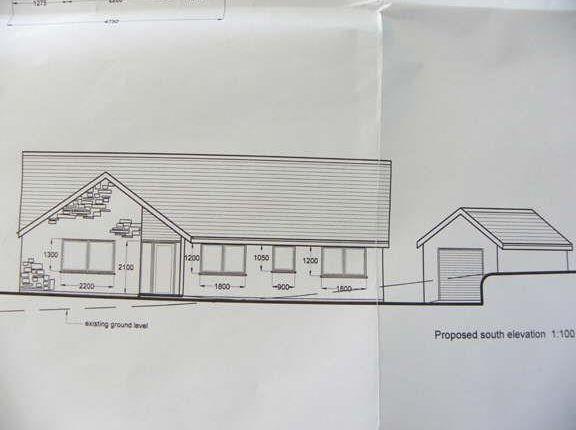Thumbnail Land for sale in Plots 1- 4, Site Adj To Tygwyn Farm, Llanllwni