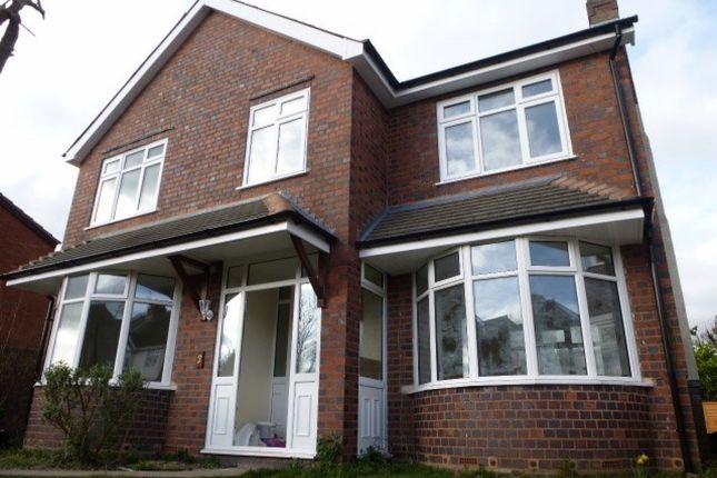 Thumbnail Detached house to rent in Witton Road, Penn, Wolverhampton