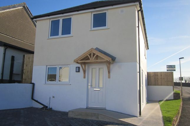 Thumbnail Detached house for sale in Penhaligon Close, Redruth