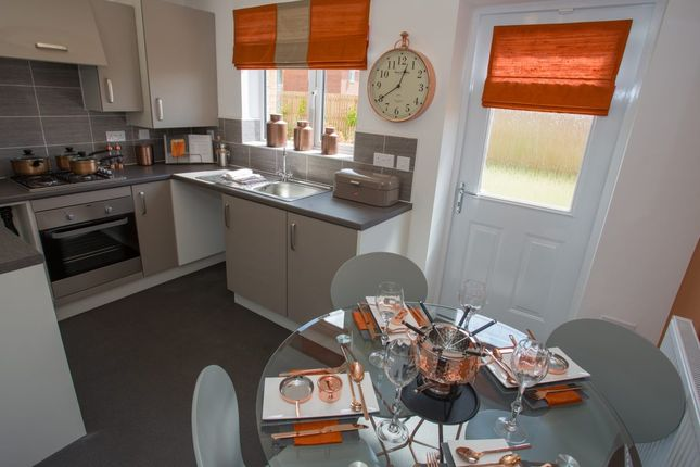 2 bedroom semi-detached house for sale in Lune Road, Platt Bridge, Wigan