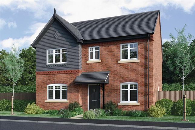 "Thumbnail Detached house for sale in ""Foxley"" at Starflower Way, Mickleover, Derby"