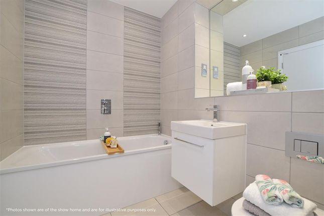 New Bathroom of Brunswick Street, Maidstone, Kent ME15