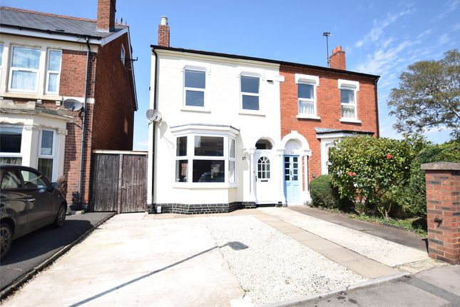 Thumbnail Semi-detached house for sale in Lansdown Road, Gloucester, Gloucestershire