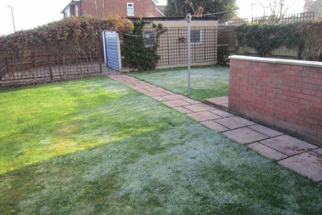 Rear Garden of Alandale Avenue, Eastern Green, Coventry CV5