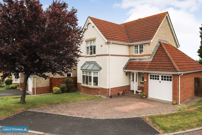4 bed detached house for sale in Monmouth Farm Close, Pawlett, Bridgwater TA6