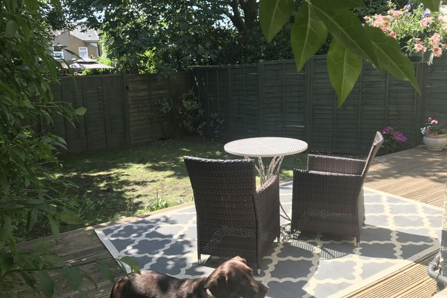 Thumbnail Flat to rent in Mansfield Road, South Croydon