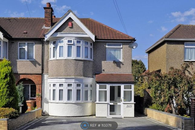 Thumbnail Semi-detached house to rent in Torbay Road, Harrow