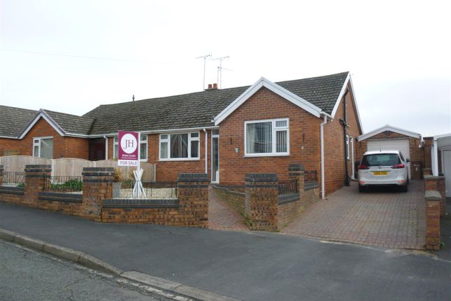 Thumbnail Semi-detached bungalow for sale in Westbury Drive, Buckley