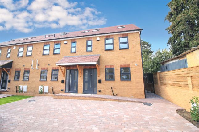 Thumbnail Terraced house to rent in Charles Street, Hillingdon, Uxbridge