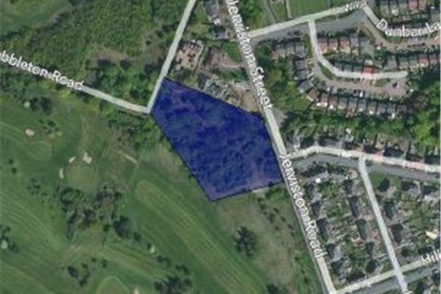 Thumbnail Land for sale in Residential / Care Home Site, Jerviston Street, Motherwell, North Lanarkshire, Scotland