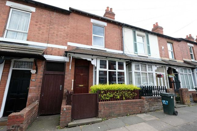 Thumbnail Terraced house to rent in Bolingbroke Road, Coventry