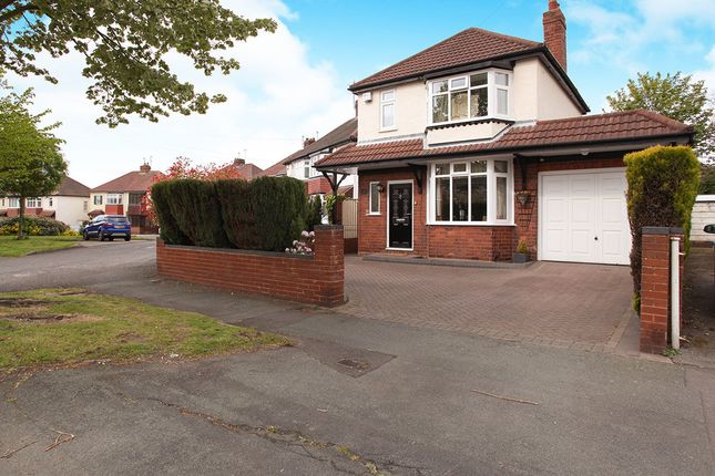 Thumbnail Detached house for sale in Broad Lane South, Wolverhampton