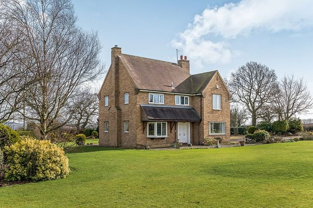 Thumbnail Detached house for sale in Stafford Road, Stone