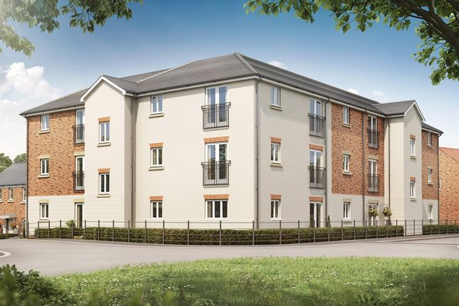 "2 bedroom flat for sale in ""The Corby - 2 Bed Apartments"" at Campion Way, Bridgwater"