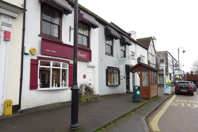 Thumbnail Retail premises for sale in High Street, Ripley