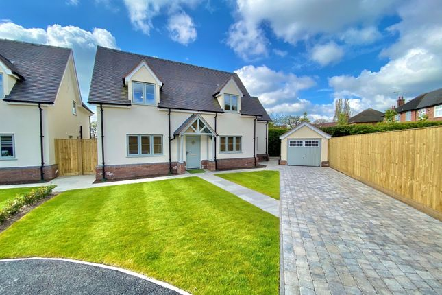 4 bed detached house for sale in Warwick Gate, Aston, Nantwich CW5