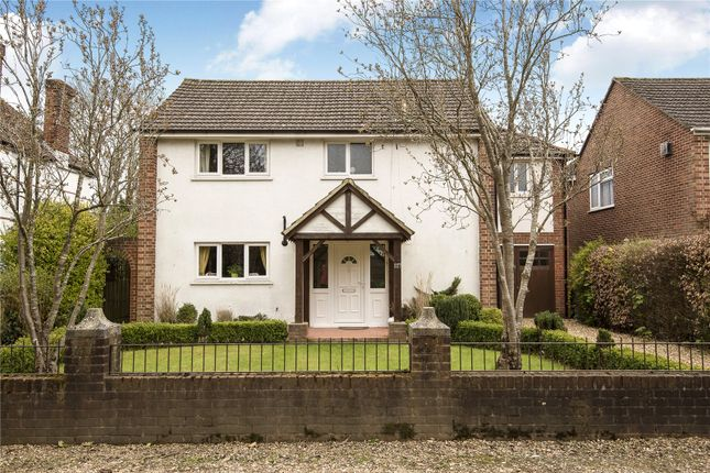 Thumbnail Detached house for sale in Bournemouth Road, Chandler's Ford, Hampshire