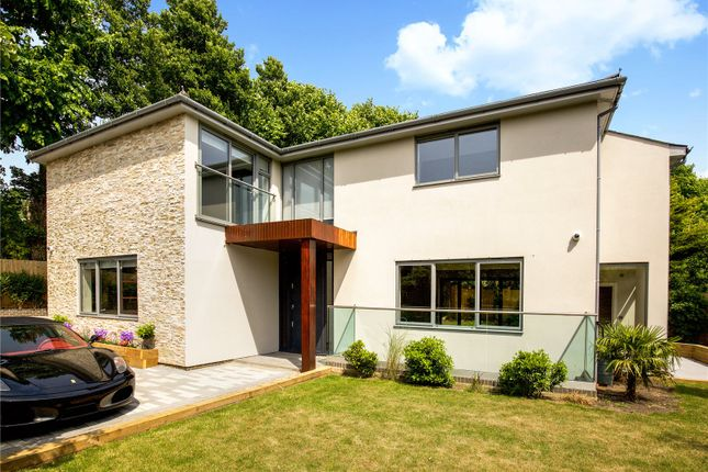 Thumbnail Detached house for sale in Kelly Road, Hove, East Sussex