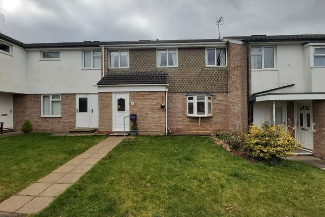 Thumbnail Terraced house for sale in Chawson Pleck, Droitwich
