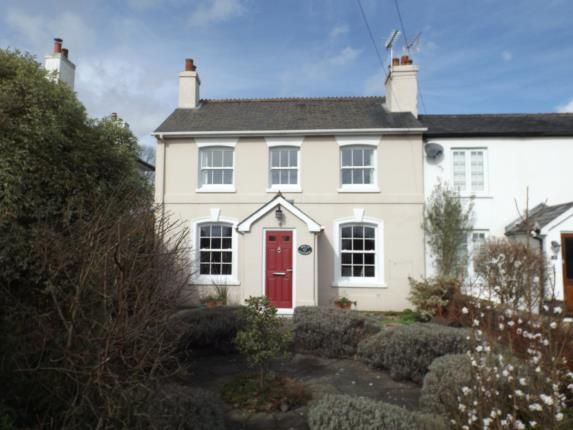 Thumbnail End terrace house for sale in Bentley, Farnham, Hampshire