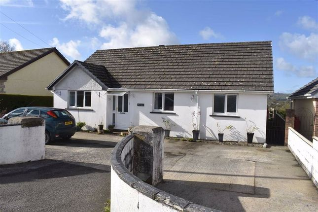 Thumbnail Detached bungalow for sale in Saron, Llandysul