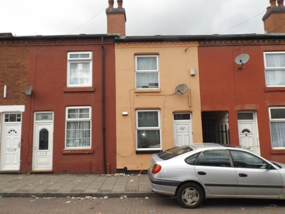 Thumbnail Terraced house for sale in Cherrywood Road, Bordesley Green, Birmingham, West Midlands