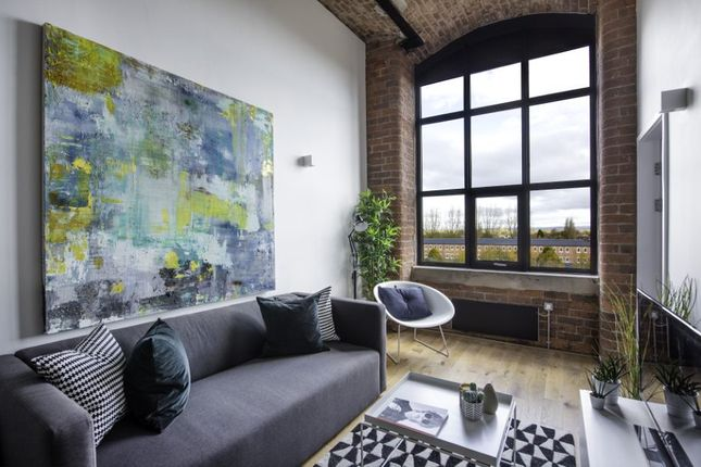 Thumbnail Flat to rent in Elisabeth Mill, 20