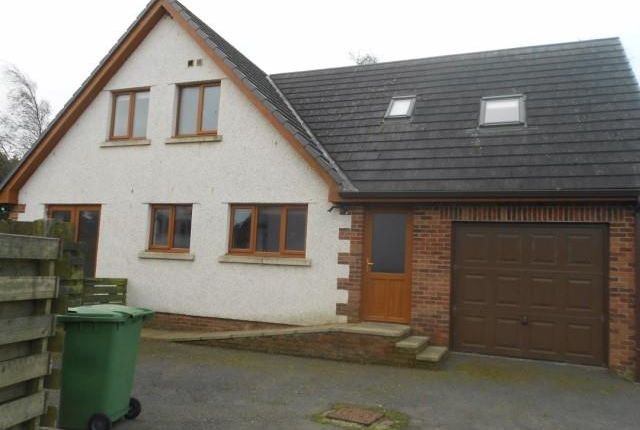Thumbnail Detached house to rent in Watchhill Court, Annan