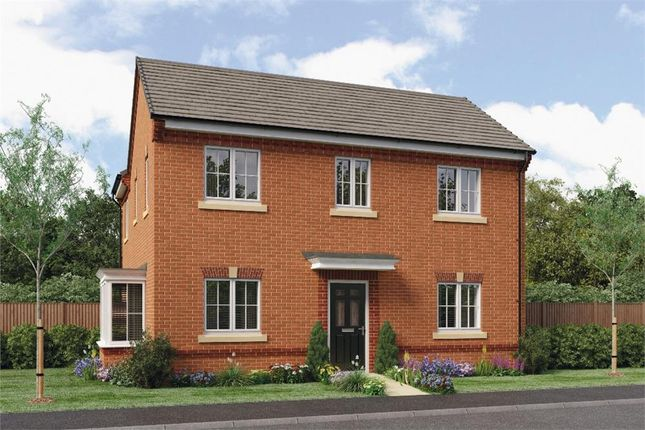 "Thumbnail Detached house for sale in ""Repton"" at Leeds Road, Thorpe Willoughby, Selby"